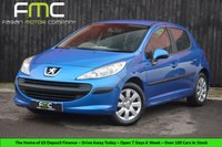 USED 2007 07 PEUGEOT 207 1.6 S 5d 89 BHP Service History