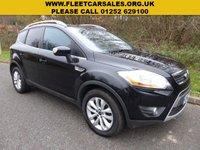 USED 2010 10 FORD KUGA TITANIUM TDCI All retail cars sold are fully prepared and include - Oil & filter service, 6 months warranty, minimum 6 months Mot, 12 months AA breakdown cover, HPI vehicle check assuring you that your new vehicle will have no registered accident claims reported, or any outstanding finance, Government VOSA Mot mileage check.     Because we are an AA approved dealer, all our vehicles come with free AA breakdown cover and a free AA history check. Low rate finance available. Up to 3 years warranty available.