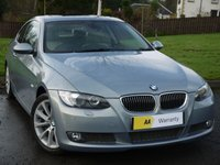 USED 2007 07 BMW 3 SERIES 3.0 335I SE 2d AUTO 302 BHP ***VERY RARE WITH THIS PROVENANCE***