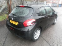 USED 2013 13 PEUGEOT 208 1.0 ACTIVE 3d 68 BHP