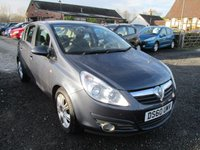USED 2011 60 VAUXHALL CORSA 1.4 SE 5d 98 BHP SERVICE HISTORY ALLOYS CD ELECTRIC PACK