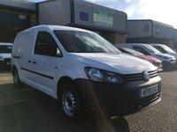 USED 2015 15 VOLKSWAGEN CADDY MAXI C20 TDI 1.6 C20 TDI STARTLINE 1d 101 BHP A/C, BLUETOOTH, 5 IN STOCK, FINANCE ARRANGED & 6 MONTHS WARRANTY. ** NEW GENUINE VOLKSWAGEN CAMBELT & WATER PUMP FITTED** A/C, E/W, Bluetooth, Radio/CD, Drivers airbag, Factory fitted bulk head, Twin side loading door, ply lined, Very Good Condition, 1 Owner, remote Central Locking, Drivers Airbag, CD Player/FM Radio, Steering Column Radio Control, Barn Rear Doors, spare key, finance arranged on site & 6 months premium Autogaurd warranty on every van
