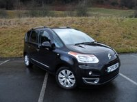 USED 2010 10 CITROEN C3 PICASSO 1.6 PICASSO EXCLUSIVE HDI 5d 90 BHP ONE OWNER WITH SERVICE HISTORY