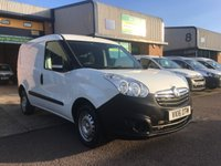 USED 2016 16 VAUXHALL COMBO 1.2 2000 L1H1 CDTI 1d 90 BHP E/W, 59,000 MILES, 8 IN STOCK, 6 MONTHS WARRANTY & FINANCE ARRANGED. 6 months Premium Autoguard warranty, recent full service, 59,000 Miles, 1 owner, Electric Windows, Power Steering, Remote Central Locking, Side Load Door, ABS, Height Adjustable Seat, Adjustable Steering Column, Air Bag, CD Player, Radio, ply lined, bulk head, spare key & finance arranged on site.