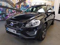 2013 VOLVO XC60 2.4 D4 R-DESIGN NAV AWD 5d 161 BHP £14494.00