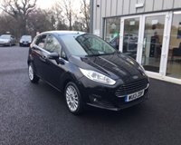 USED 2013 13 FORD FIESTA 1.0 TITANIUM THIS VEHICLE IS AT SITE 2 - TO VIEW CALL US ON 01903 323333