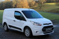 2014 FORD TRANSIT CONNECT 1.6 200 TREND P/V 1d 94 BHP with Air Con £8000.00