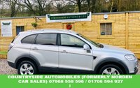 USED 2010 10 CHEVROLET CAPTIVA 2.0 LTZ VCDI 5d 148 BHP Here we have a Captiva LTZ, which is the top spec model. Meaning it comes with auto lights, auto wipers, headlight washers, powerfold mirrors, hill descent control, heated seats, air con, usb input, satnav + media, rearview camera, rear parking sensors, isofix, fold away 7 seats and a dual opening tailgate.