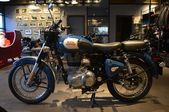 View our ROYAL ENFIELD BULLET CLASSIC EFI