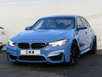 2016 BMW M3 3.0 M3 4d AUTO 426 BHP £37495.00