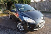 2012 FORD KA 1.2 ZETEC 3d 69 BHP £4000.00