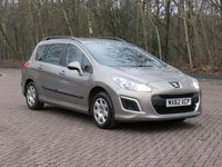 USED 2012 62 PEUGEOT 308 SW  16 HDI 92 ACCESS MPV