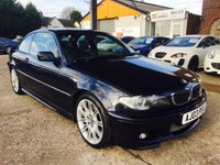2005 BMW 3 SERIES 3.0 330CD SPORT 2d 202 BHP £3950.00