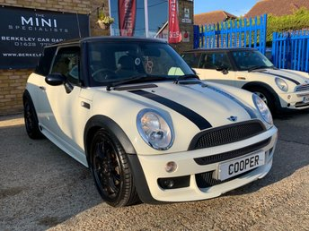 2006 MINI HATCH COOPER 1.6 COOPER 3d 114 BHP £2990.00