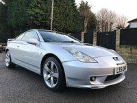 2001 TOYOTA CELICA 1.8 VVT-I 3d 140 BHP £1890.00