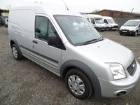 2012 FORD TRANSIT CONNECT 1.8 T230 TREND HR VDPF 1d 89 BHP £4295.00