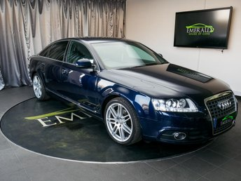 2011 AUDI A6 2.0 TDI S LINE SPECIAL EDITION 4d AUTO 168 BHP £9500.00