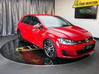 USED 2015 65 VOLKSWAGEN GOLF 2.0 GTD DSG 5d AUTO 182 BHP £0 DEPOSIT FINANCE AVAILABLE, AIR CONDITIONING, AUX INPUT, BI XENON HEADLIGHTS, BLUETOOTH CONNECTIVITY, CLIMATE CONTROL, CRUISE CONTROL, DAB RADIO, DAYTIME RUNNING LIGHTS, DRIVER PROFILE SELECTION, ELECTRONIC PARKING BRAKE WITH AUTO HOLD, GEARSHIFT PADDLES, HEATED SEATS, PARKING SENSORS, START/STOP SYSTEM, STEERING WHEEL CONTROLS, TRIP COMPUTER, USB CONNECTION