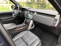 USED 2016 65 LAND ROVER RANGE ROVER VOGUE SE A  V6 340 BHP SUPERCHARGED PETROL VOGUE SE LHD