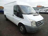 2009 FORD TRANSIT 2.4 350 SHR 1d 115 BHP £3195.00