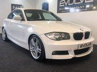 2010 BMW 1 SERIES 2.0 118D M SPORT 2d 141 BHP £8249.00