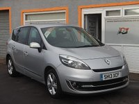 USED 2013 13 RENAULT GRAND SCENIC 1.6 DYNAMIQUE TOMTOM ENERGY DCI S/S 5d 130 BHP Keyless Entry - Bluetooth - Navigation