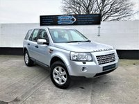 2007 LAND ROVER FREELANDER 2.2 TD4 GS 5d 159 BHP £4590.00