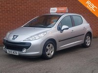2010 PEUGEOT 207 1.4 VERVE 5 DOOR  ** 1 OWNER ** £SOLD