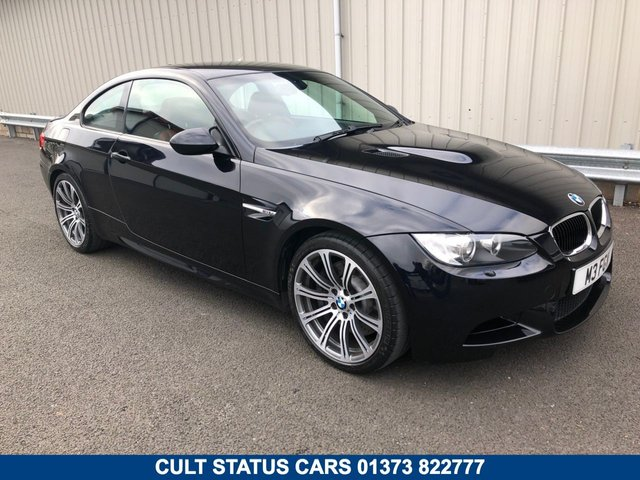 2009 59 BMW M3 4.0 V8 M3 COUPE DCT 414 BHP