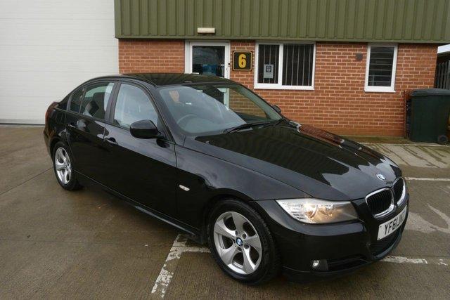 2011 61 BMW 3 SERIES 2.0 320D EFFICIENTDYNAMICS 4d 161 BHP