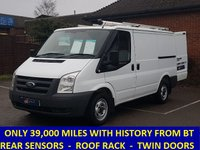2011 FORD TRANSIT 300 SWB ONLY 39,000 MILES DIRECT FROM BT FLEET £SOLD