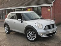 2011 MINI COUNTRYMAN 1.6 COOPER D (CHILI / MEDIA PACK) £4,390 OF EXTRAS 5dr £8490.00