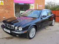 2006 JAGUAR XJ 2.7 TDVI SOVEREIGN 4d AUTO 206 BHP £10000.00