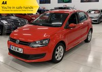 USED 2011 61 VOLKSWAGEN POLO 1.2 SE 5d 60 BHP