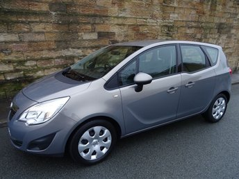 View our VAUXHALL MERIVA