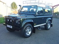 1996 LAND ROVER DEFENDER
