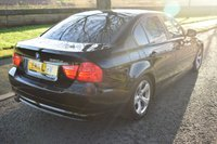 USED 2011 11 BMW 3 SERIES 2.0 320D EFFICIENTDYNAMICS 4d 161 BHP SERVICE HISTORY, REAR PRIVACY GLASS, BLUETOOTH, 6 SPEED MANUAL, AUX INPUT