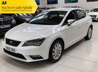 USED 2015 15 SEAT LEON 1.2 TSI SE TECHNOLOGY 5d 110 BHP