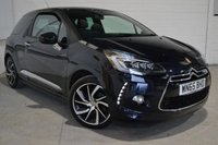 USED 2015 65 DS DS 3 1.6 BLUEHDI 1955 S/S 3d 98 BHP