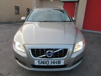 USED 2010 10 VOLVO V70 2.4 D5 SE LUX 5d AUTO 205 BHP