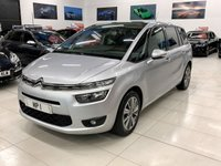USED 2015 65 CITROEN C4 GRAND PICASSO 1.6 BLUEHDI SELECTION 5d 118 BHP 7 SEATER