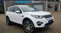 USED 2015 65 LAND ROVER DISCOVERY SPORT 2.0 TD4 SE TECH 5d AUTO 180 BHP VRT PRICE FOR REPUBLIC OF IRELAND €7,279
