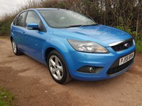 USED 2009 59 FORD FOCUS 1.6 ZETEC 5d 100 BHP **2 OWNERS**SUPERB DRIVE**GREAT CONDITION**