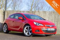 USED 2017 66 VAUXHALL ASTRA 1.4 GTC SPORT S/S 3d 118 BHP £0 DEPOSIT BUY NOW PAY LATER - FULL VAUXHALL S/H
