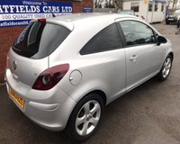USED 2013 63 VAUXHALL CORSA 1.2 SXI AC 3d 83 BHP ONLY 48K MILES