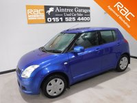 USED 2005 55 SUZUKI SWIFT 1.3 GL 5d 91 BHP GREAT CAR JUST COME IN 12 MONTHS MOT RUNS AND DRIVES GREAT HAS SERVICE HISTORY ELEC WINDOWS CHEAP TAX AND INSURANCE
