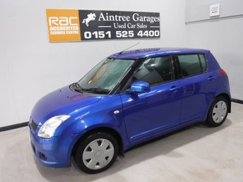 2005 SUZUKI SWIFT 1.3 GL 5d 91 BHP £1295.00