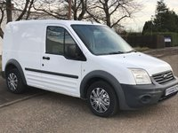 USED 2012 62 FORD TRANSIT CONNECT 1.8 T200 LR 1d 74 BHP CREW CAB