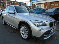2010 BMW X1 2.0 XDRIVE20D SE 5d AUTO 174 BHP £8994.00