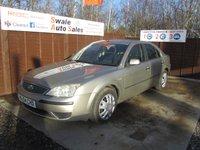 2004 FORD MONDEO 2.0 LX TDCI 5d 130 BHP £995.00